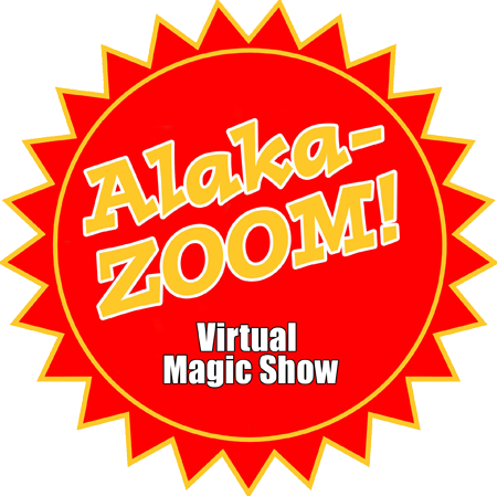 virtual corporate entertainment magic shows